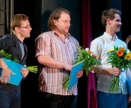Cena Evalda Schorma, Divadlo Na zábradlí, máj 2014