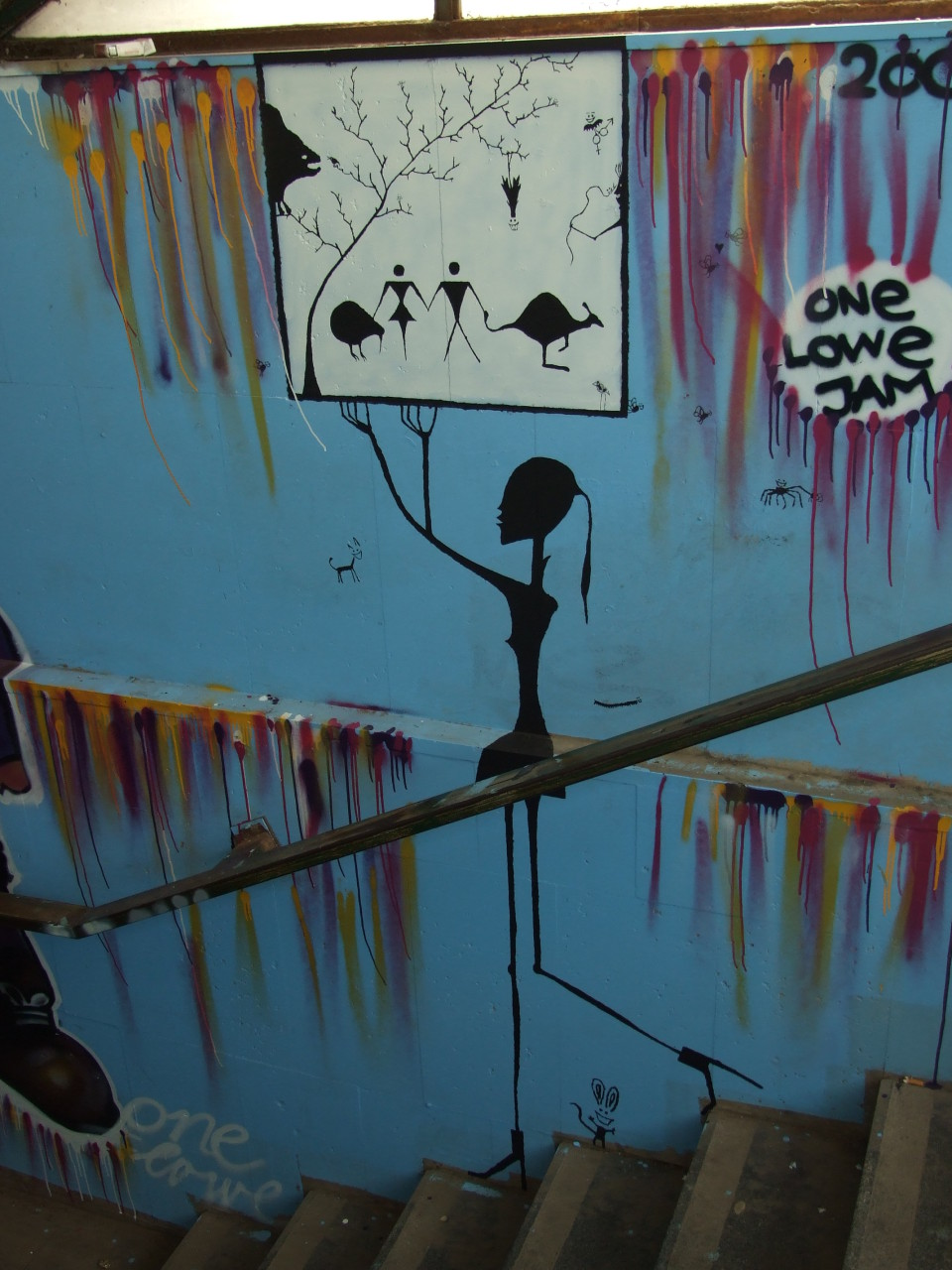 Grafitti jam