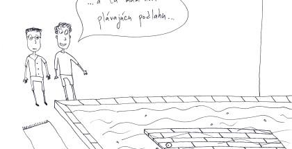 Plávajúca podlaha