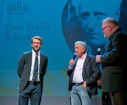 Jiří Havelka a Jiří Menzel, Cena Evalda Schorma 2014